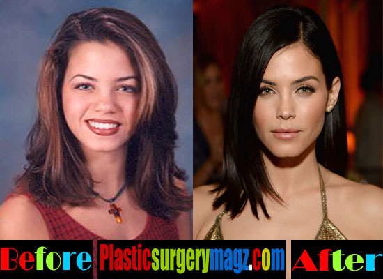Jenna Dewan Nose Job Before and After