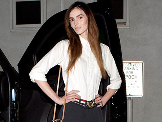 Ali Lohan After Plastic Surgery