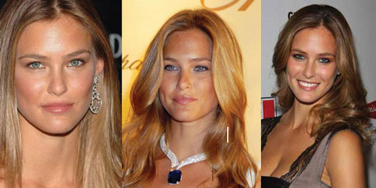 Bar Refaeli Before and After Photos
