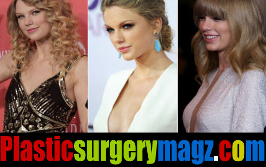 Taylor Swift Breast Augmentation