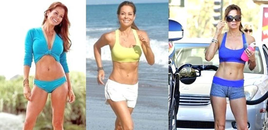 Brooke Burke Plastic Surgery Tummy Tuck