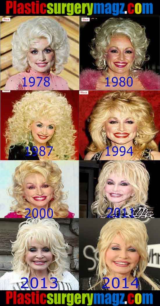 Dolly Parton Makup Pictures