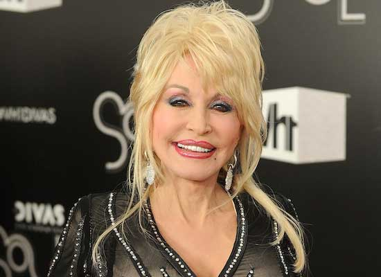 Dolly Parton Makup