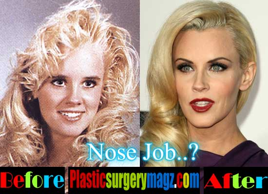Jenny Mccarthy Plastic Surgery Nose Job