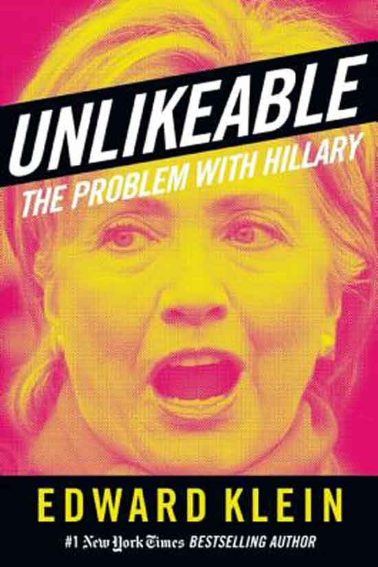 Unlikeable Hillary Clinton Facelift Book
