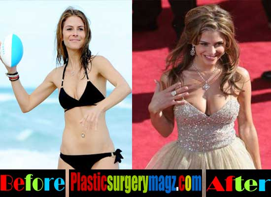 Maria Menounos Plastic Surgery Boob Job