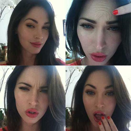 Megan Fox Botox Injection