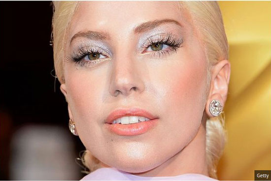 Lady Gaga Facelift Tape for Wrinkles