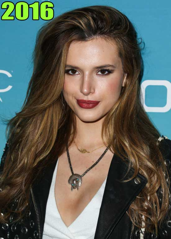 Bella Thorne Plastic Surgery Pictures