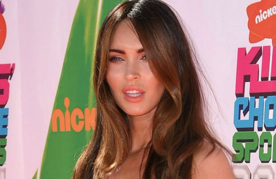 Megan Fox After Plastic Surgery Procedure