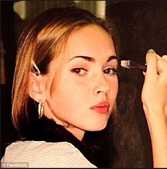 Megan Fox Before Plastic Surgery Pictures