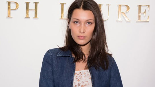 Bella Hadid Nose Job