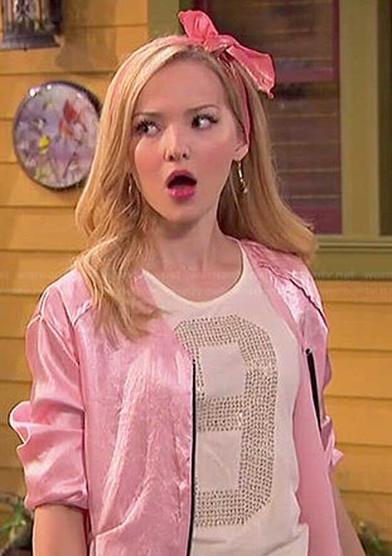 Dove Cameron Before Plastic Surgery Photo