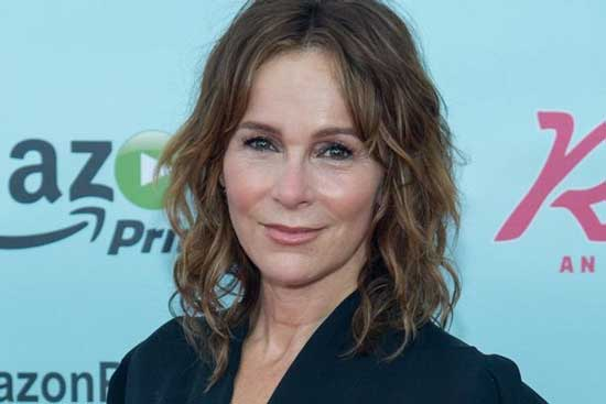 Jennifer Grey After Nose Job