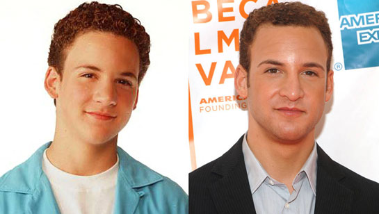 ben savage nose before and after