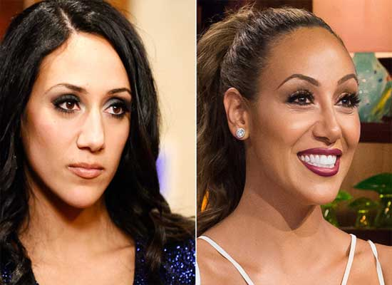 melissa gorga before and after nose job