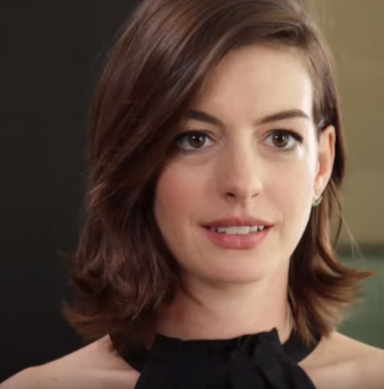 Anne Hathaway Plastic surgery Pic 21