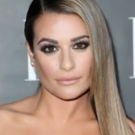 Lea Michele Plastic surgery Pic 12