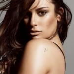Lea Michele Plastic surgery Pic 7