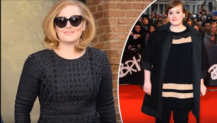 Adele Liposuction Before and After