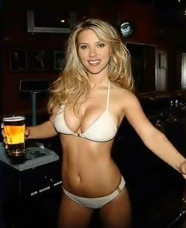 Scarlett Johansson Breast Reduction